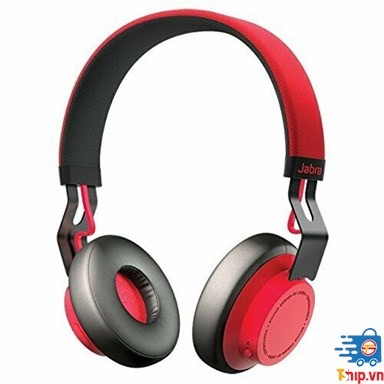 Tai nghe Jabra Move Wireless Red Bluetooth Music Headphones