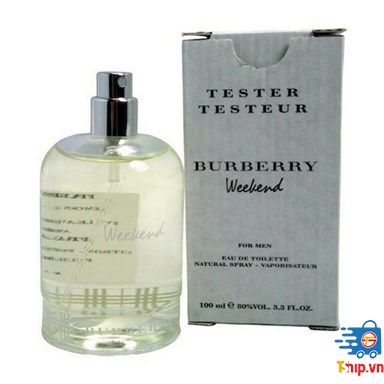 Nước hoa Nam Burberry Weekend for Men Cologne 3.3 oz / 3.4 oz edt New in Box Tester