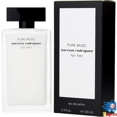 Nước hoa nữ Pure Musc For Her by Narciso Rodriguez 100ml