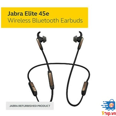 Tai nghe Jabra Elite 45e - Copper Black