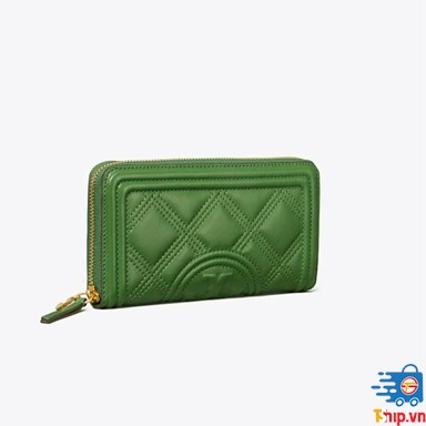 Ví dài Tory Burch FLEMING SOFT ZIP CONTINENTAL WALLET